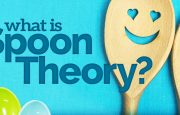 depression spoon theory infographic